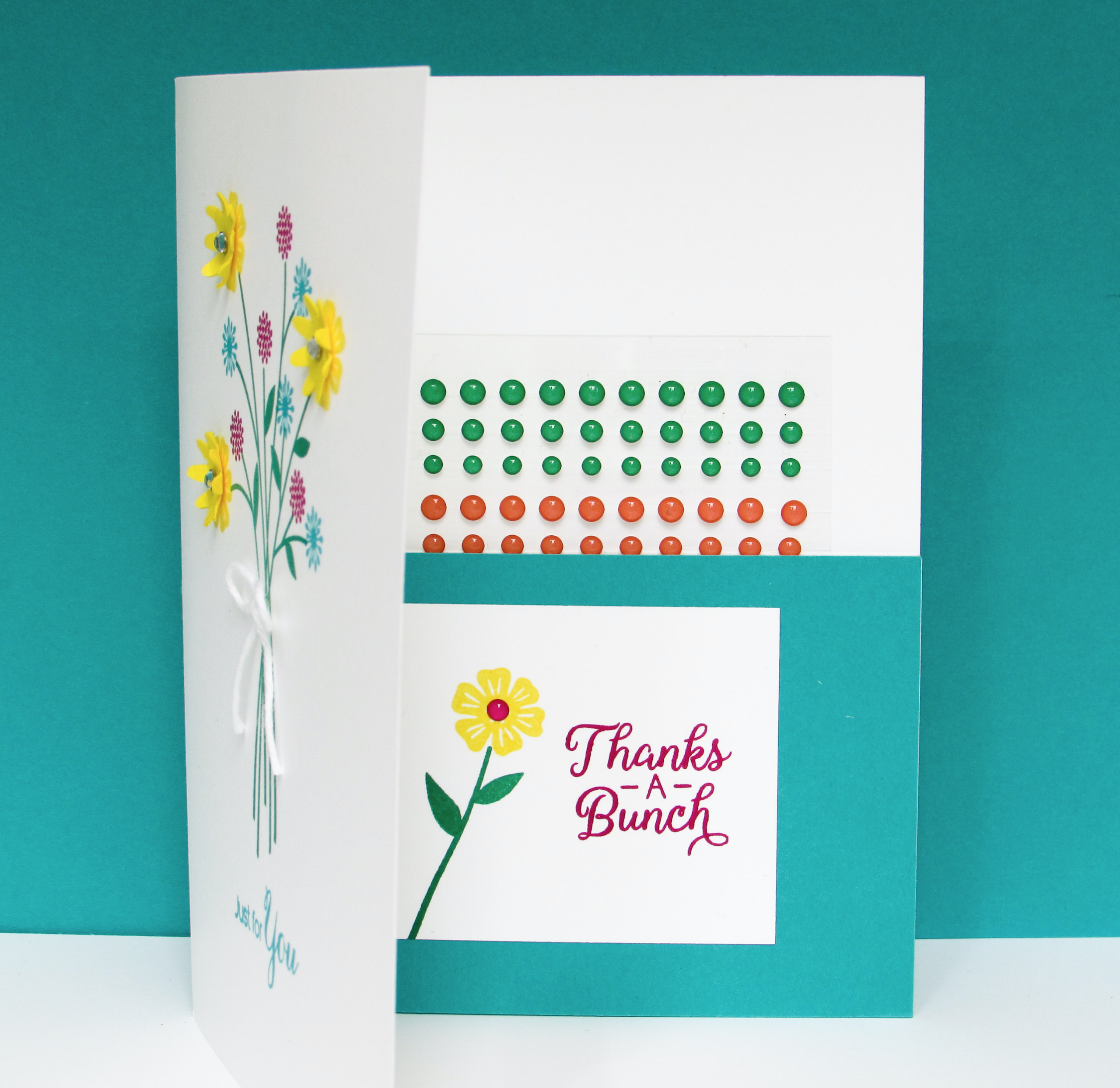 Stampin Up Beautiful Bouquet Pdf Tutorial Post By Demonstrator Brandy Cox