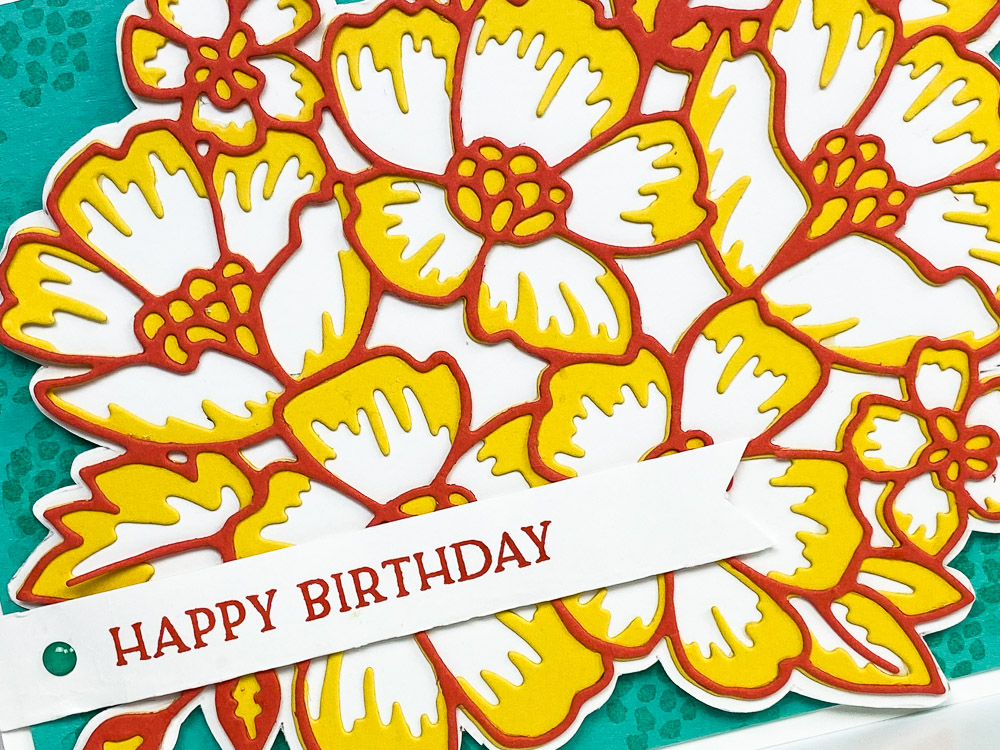 Stampin Up Blossoms In Bloom Video Tutorial Post By