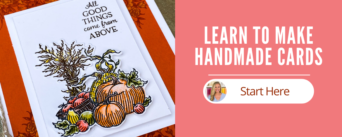 learn to make handmade cards, BrandysCards