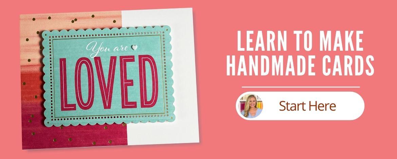 Brandys Cards - Make Handmade Cards
