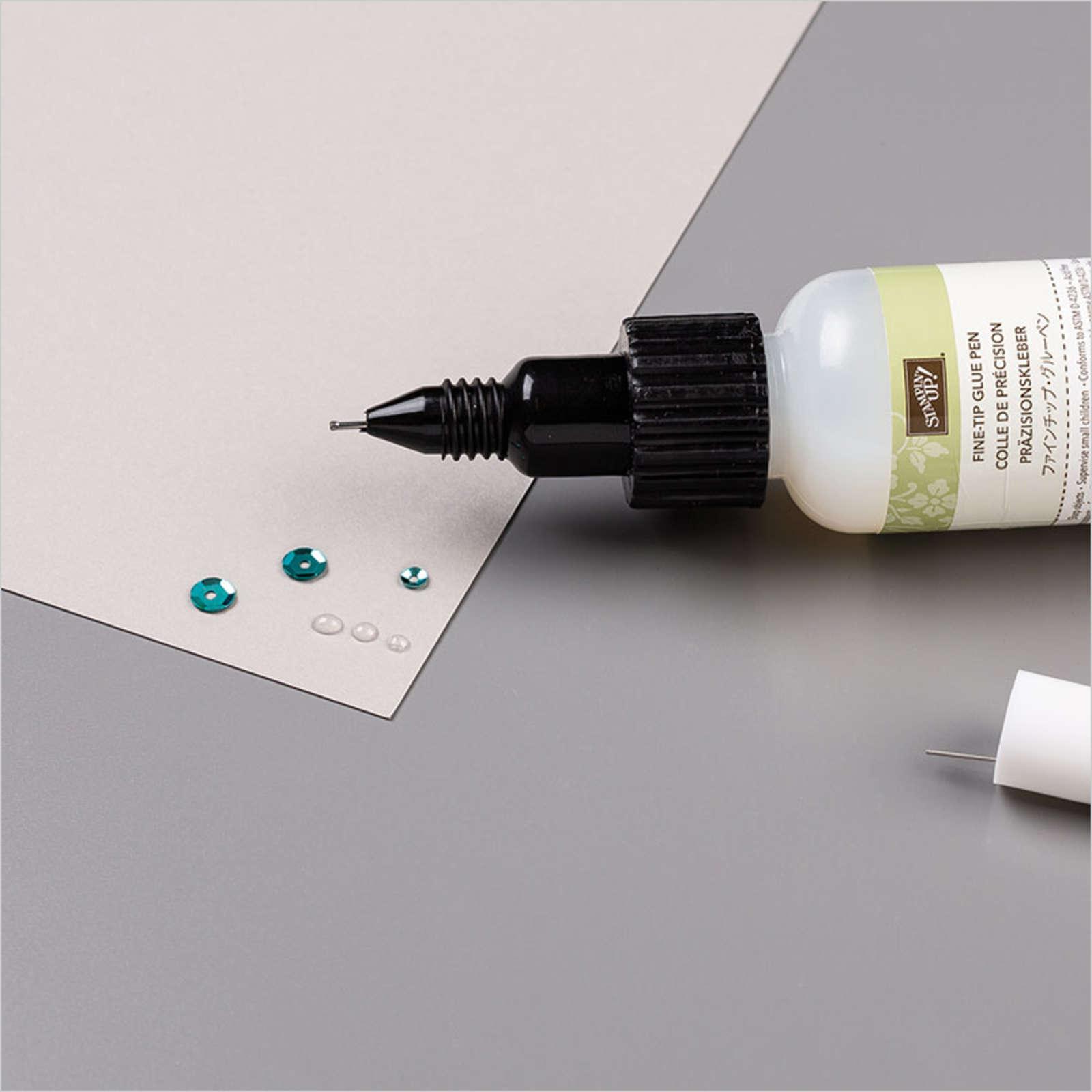 Stampin Up Fine Tip Glue Pen