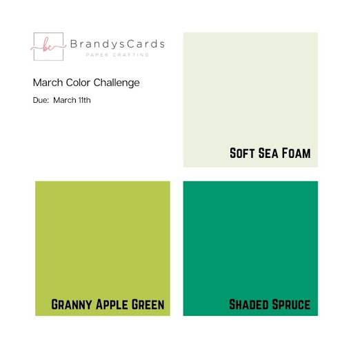 March Color Challenge