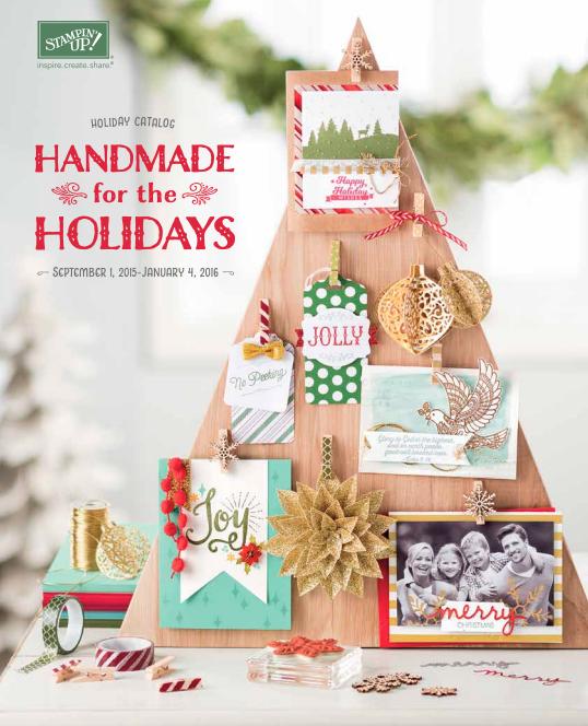 Stampin' Up! 2015 Holiday Catalog
