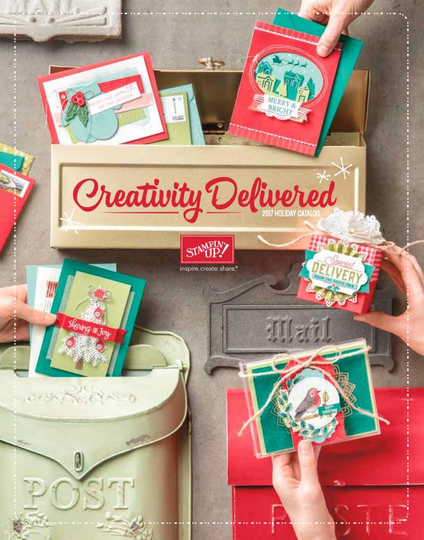 Stampin' Up! 2017 Holiday Catalog