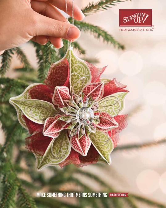 Stampin' Up! 2012 Holiday Catalog