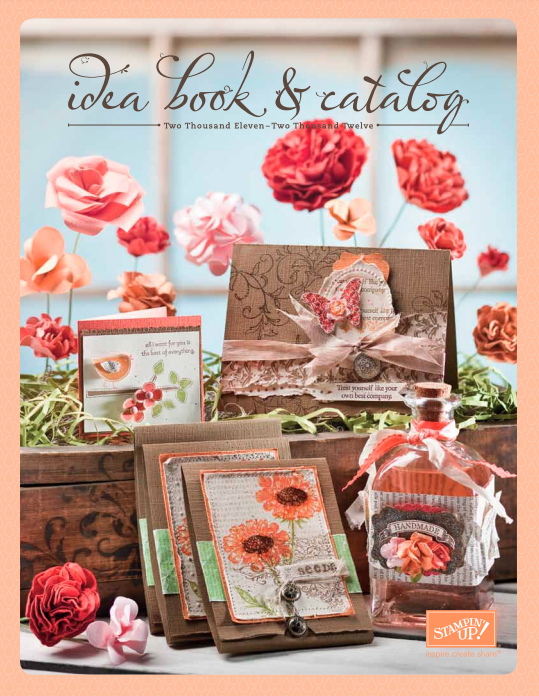 Stampin' Up! 2011-2012 Annual Catalog