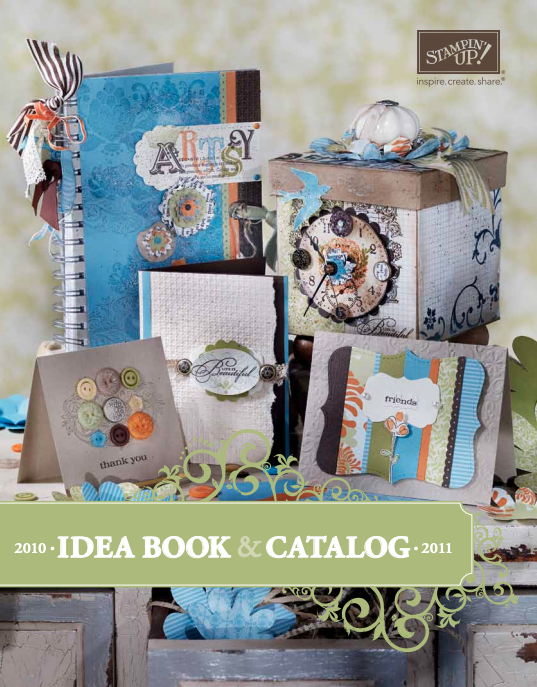 Stampin' Up! 2010-2011 Annual Catalog