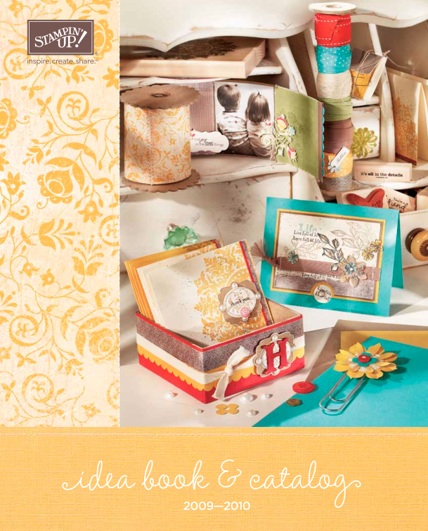 Stampin' Up! 2009-2010 Annual Catalog