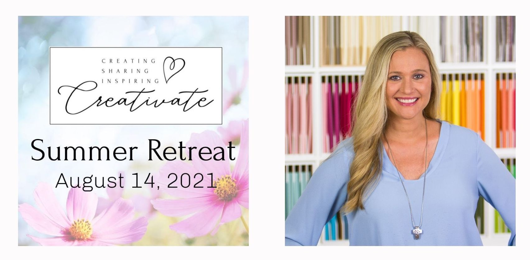 Creativate Online Stamping Retreat